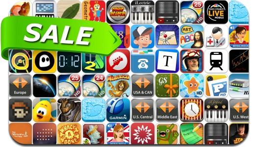 iPhone & iPad App Price Drops - July 11