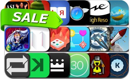 iPhone & iPad App Price Drops - October 19, 2016