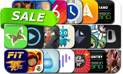 iPhone & iPad App Price Drops - August 20, 2016