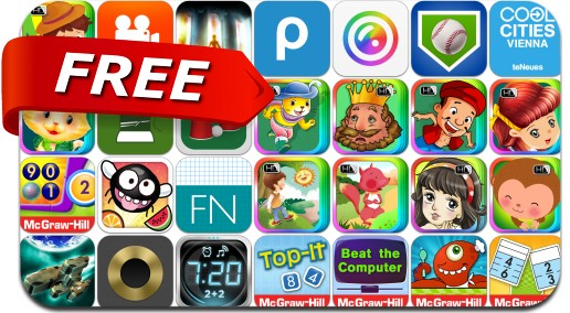 iPhone & iPad Apps Gone Free - April 6, 2014