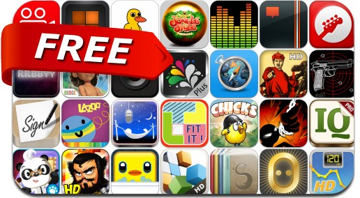iPhone & iPad Apps Gone Free - August 6