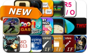 Newly Released iPhone & iPad Apps - January 29