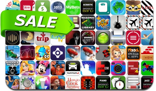 iPhone & iPad App Price Drops - November 23