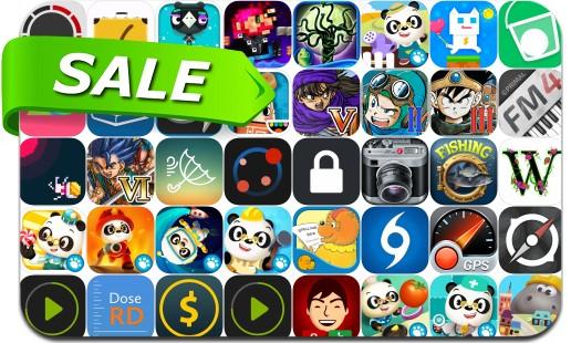 iPhone & iPad App Price Drops - May 26, 2016