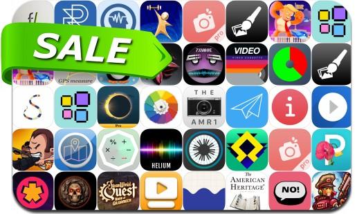 iPhone & iPad App Price Drops - May 31, 2021