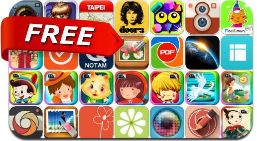 iPhone & iPad Apps Gone Free - August 14, 2014