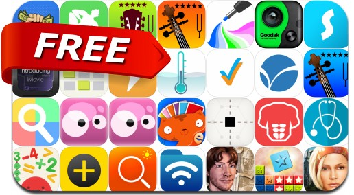 iPhone & iPad Apps Gone Free - October 3, 2019