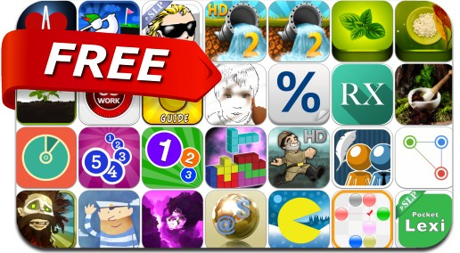iPhone & iPad Apps Gone Free - January 9