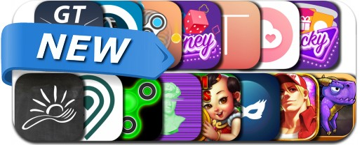 Newly Released iPhone & iPad Apps - May 28, 2017