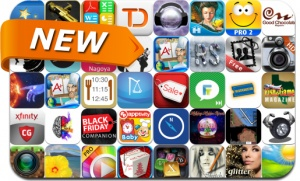 Newly Released iPhone and iPad Apps - November 20