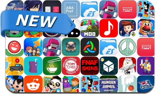 Newly Released iPhone & iPad Apps - April 8, 2016