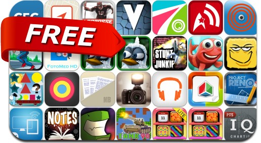 iPhone & iPad Apps Gone Free - August 16