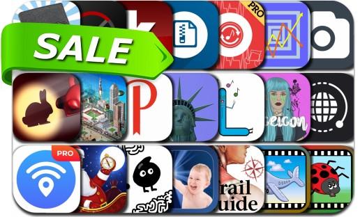 iPhone & iPad App Price Drops - July 18, 2020