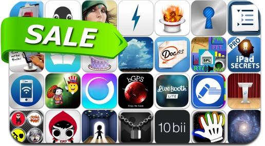 iPhone & iPad App Price Drops - June 18, 2014