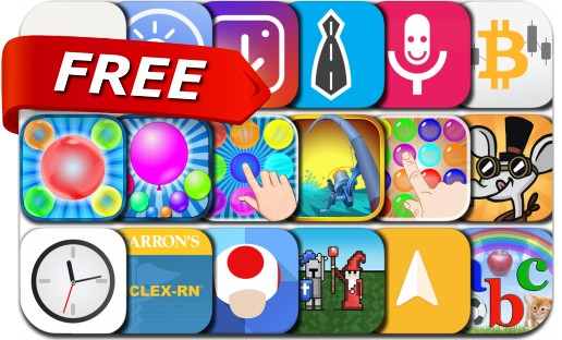 iPhone & iPad Apps Gone Free - March 12, 2018