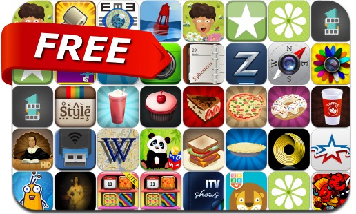 iPhone & iPad Apps Gone Free - August 2