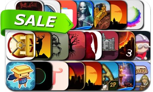 iPhone & iPad App Price Drops - October 26, 2017