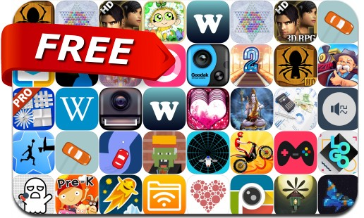 iPhone & iPad Apps Gone Free - December 12, 2019