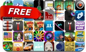 iPhone and iPad Apps Gone Free - November 19