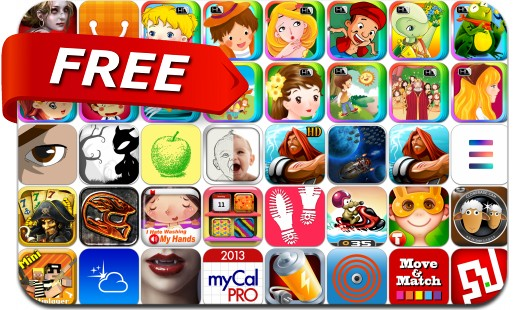 iPhone & iPad Apps Gone Free - November 1