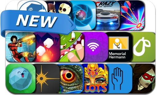 Newly Released iPhone & iPad Apps - October 20, 2017