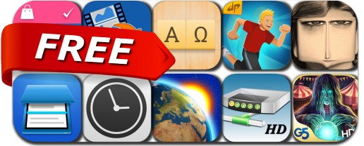 iPhone & iPad Apps Gone Free - September 19, 2016