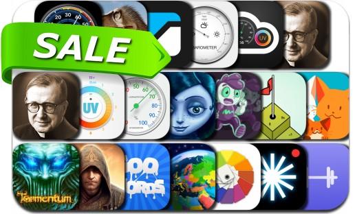 iPhone & iPad App Price Drops - June 12, 2021