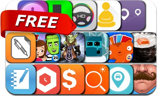 iPhone & iPad Apps Gone Free - October 26, 2017