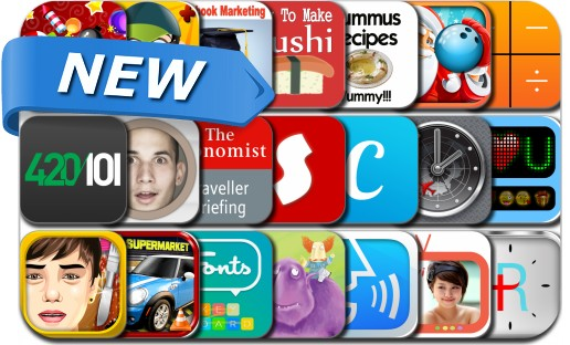 Newly Released iPhone & iPad Apps - December 9
