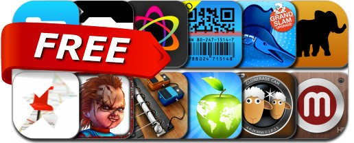 iPhone & iPad Apps Gone Free - August 31, 2014