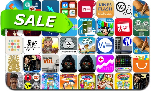 iPhone & iPad App Price Drops - September 9, 2014