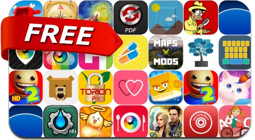 iPhone & iPad Apps Gone Free - December 22, 2015