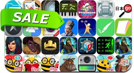 iPhone & iPad App Price Drops - May 1, 2018