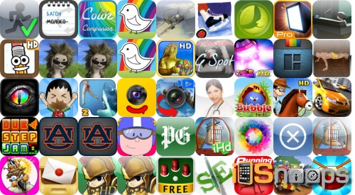 iPhone and iPad Apps Gone Free - March 24 Roundup