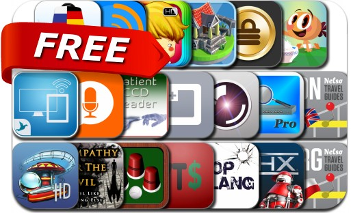 iPhone & iPad Apps Gone Free - January 26