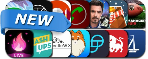 Newly Released iPhone & iPad Apps - December 13, 2018