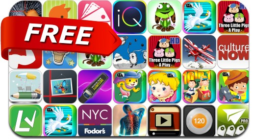 iPhone & iPad Apps Gone Free - August 2, 2014