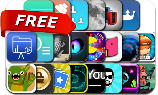 iPhone & iPad Apps Gone Free - June 24, 2014