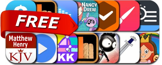 iPhone & iPad Apps Gone Free - January 18, 2017