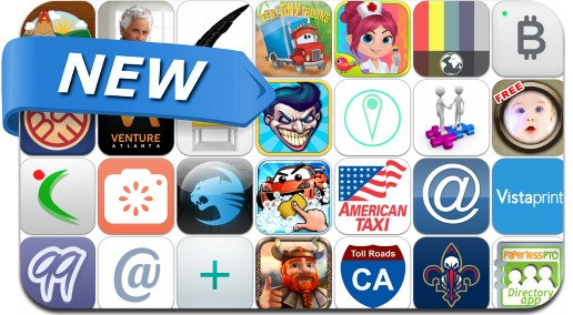 Newly Released iPhone & iPad Apps - October 23