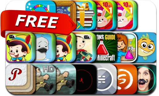 iPhone & iPad Apps Gone Free - September 11, 2015