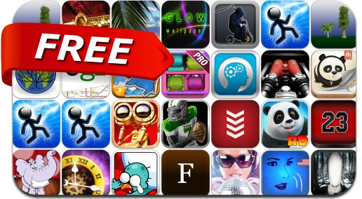 iPhone & iPad Apps Gone Free - April 14