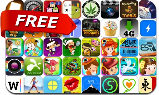 iPhone & iPad Apps Gone Free - May 24, 2014