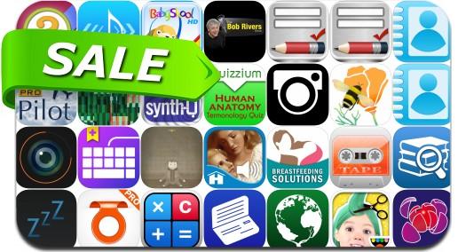 iPhone & iPad App Price Drops - August 2, 2015