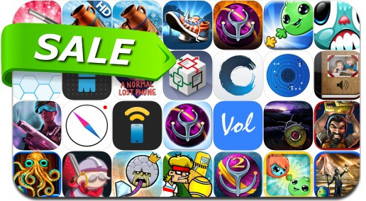iPhone & iPad App Price Drops - July 3, 2017