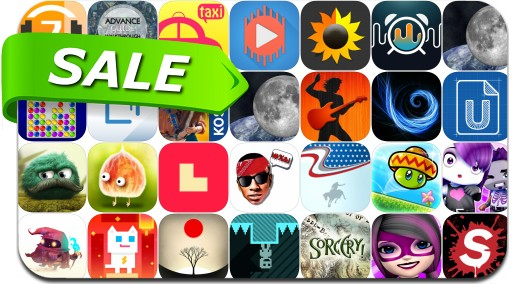 iPhone & iPad App Price Drops - March 12, 2017