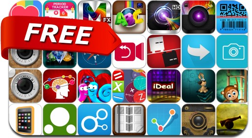 iPhone & iPad Apps Gone Free - September 22, 2014