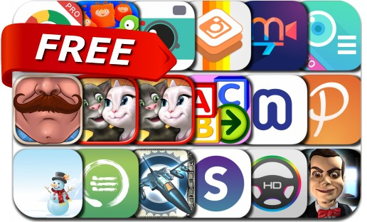 iPhone & iPad Apps Gone Free - November 13, 2015