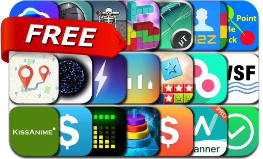 iPhone & iPad Apps Gone Free - June 4, 2018