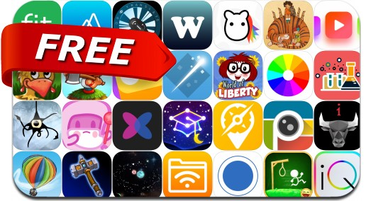 iPhone & iPad Apps Gone Free - March 25, 2020